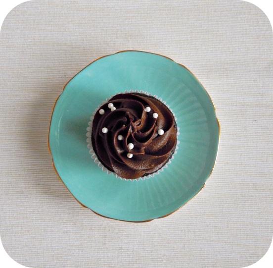 cake4thought: Vegan Chocolate Cupakes