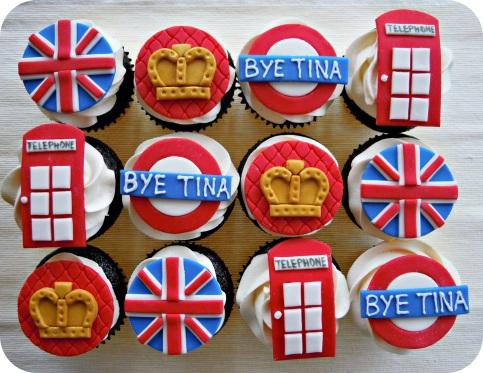 British Cupcakes