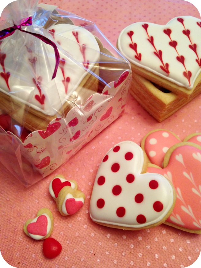 Valentines Day Treat Boxes