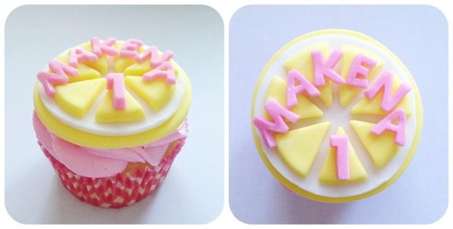 Pink Lemonade Smash Cake