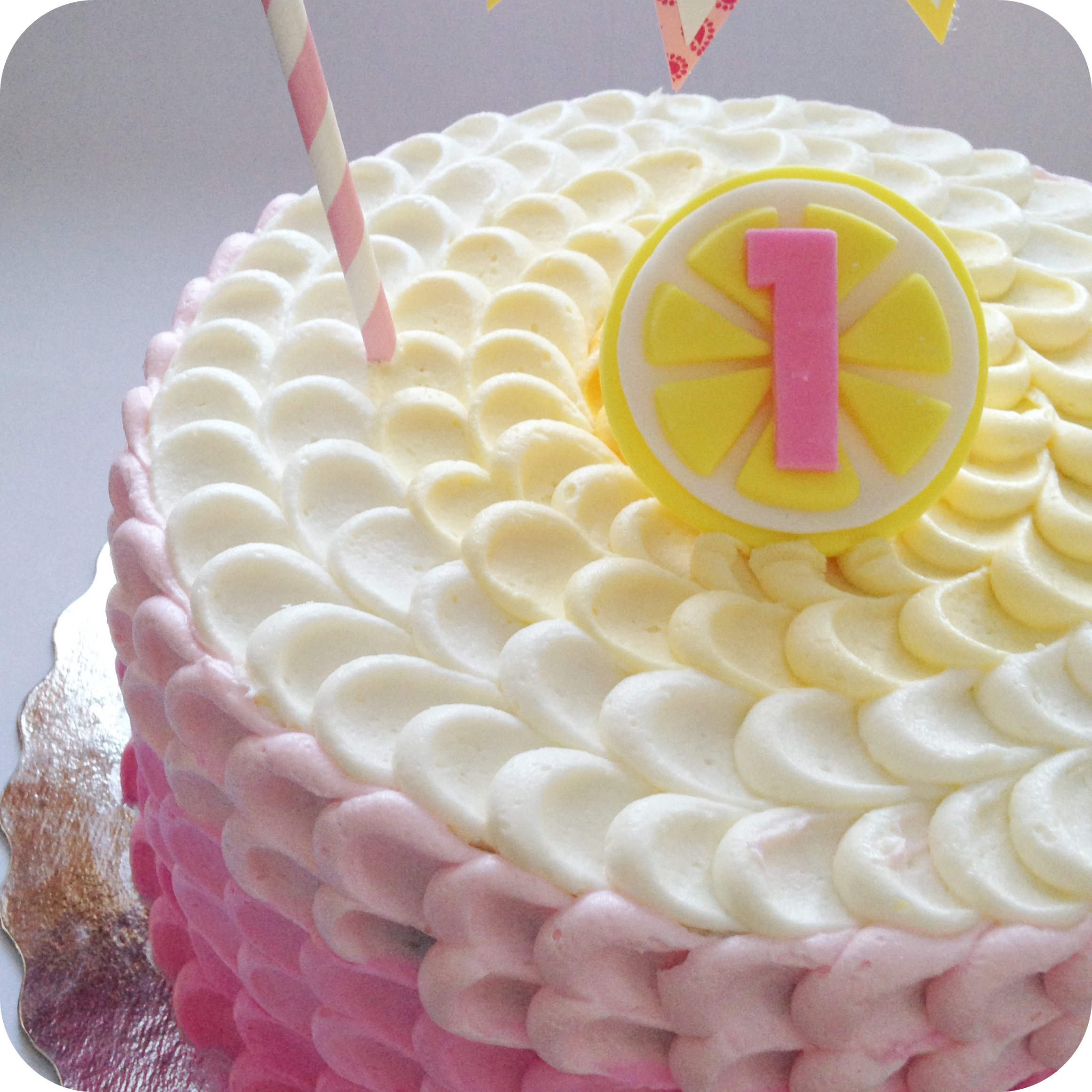 Pink Lemonade Layer Cake Paula Deen